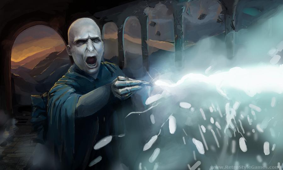 Voldemort Fan Art